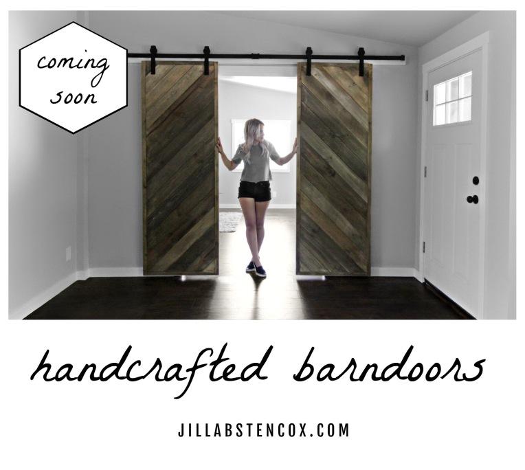 HANDCRAFTED BARNDOORS