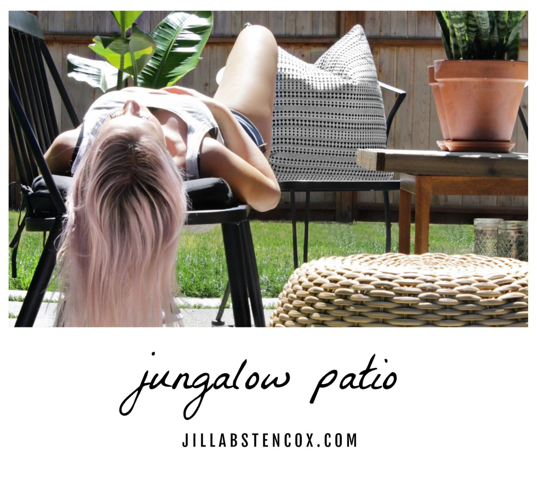 Jungalow Patio