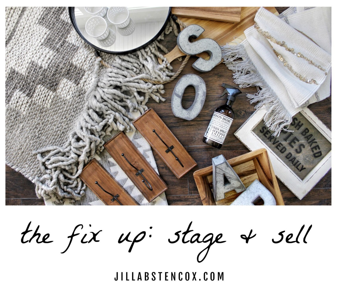 The Fix Up: Stage & Sell