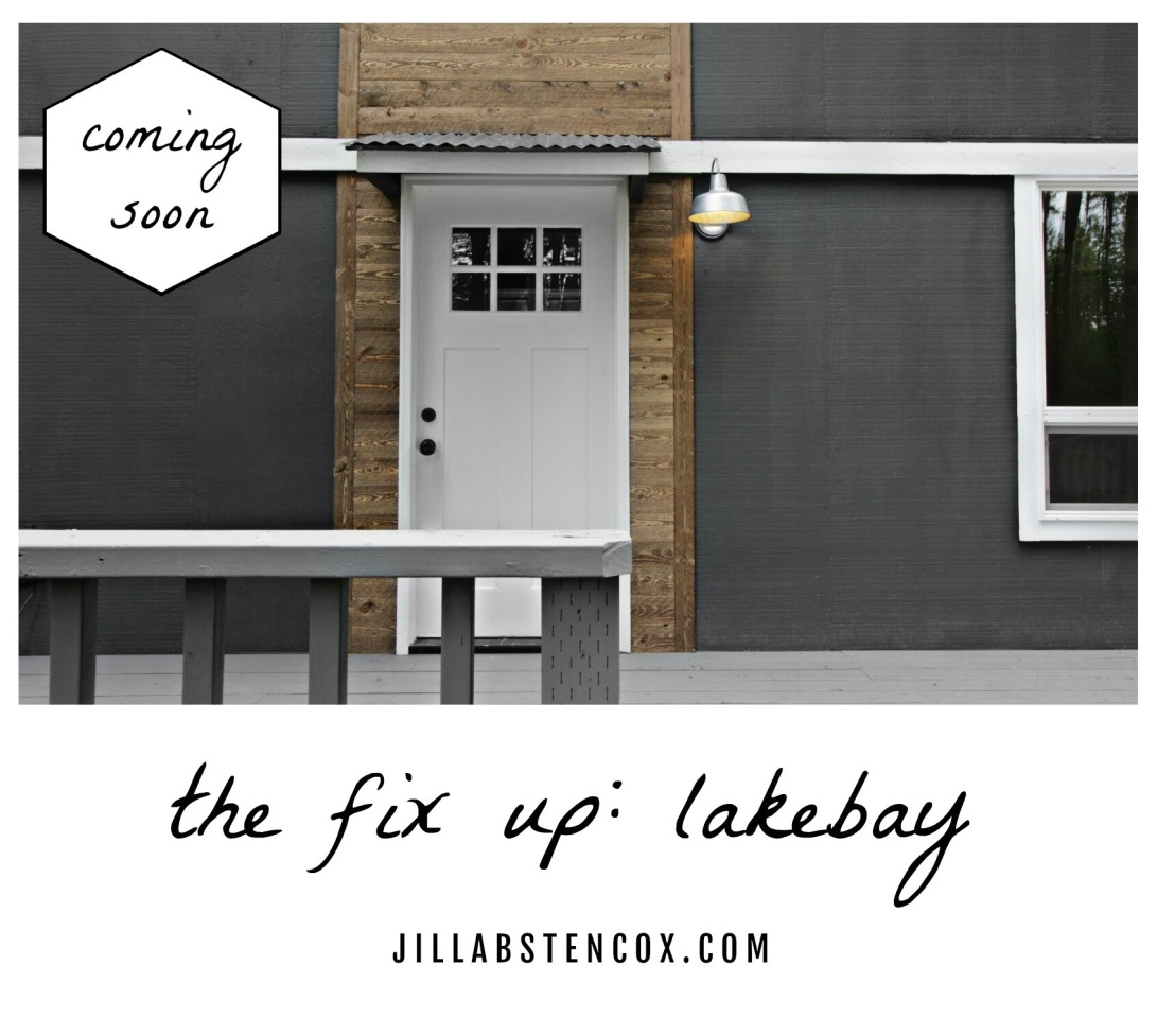 The Fix Up: Lakebay