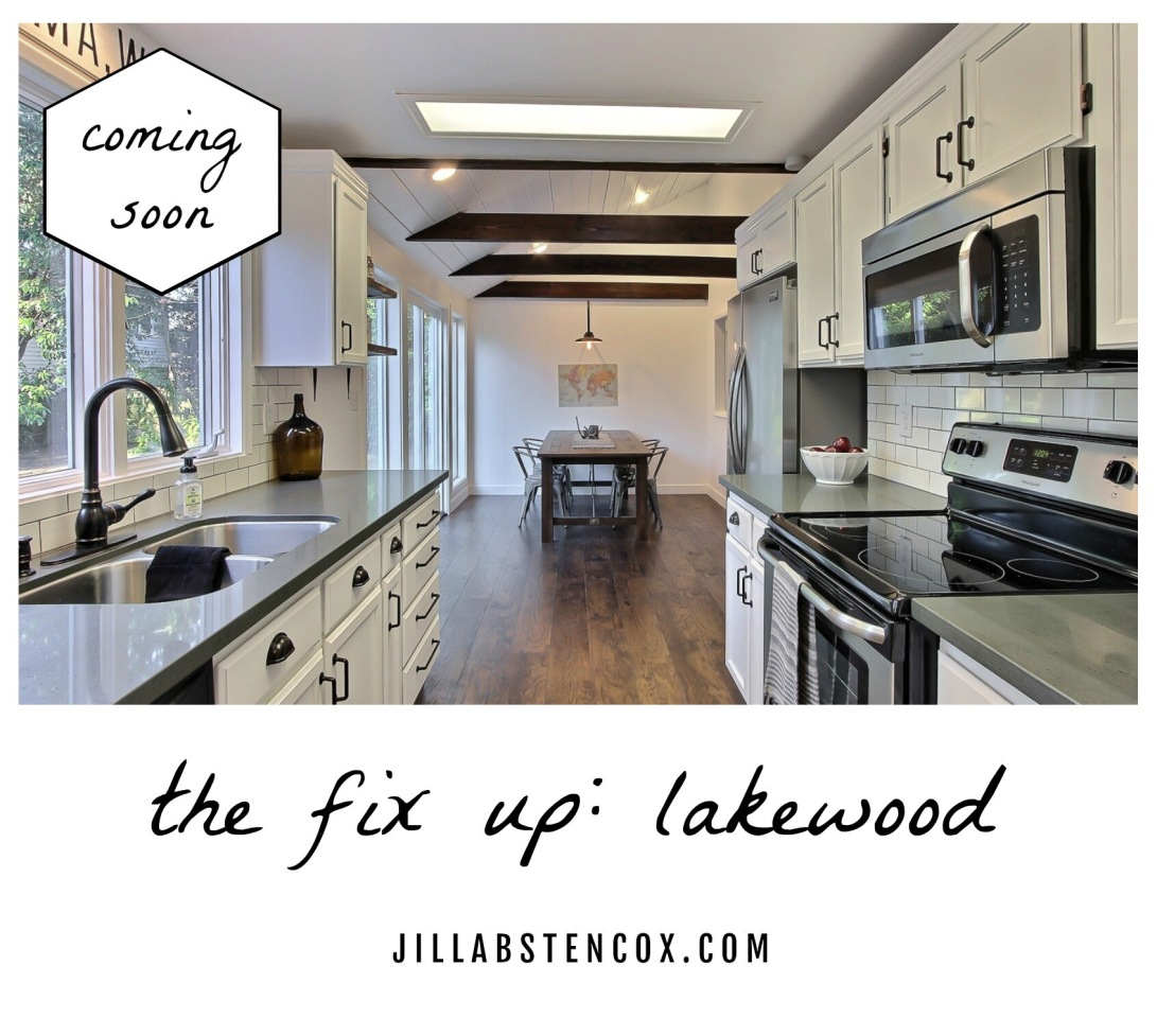 The Fix Up: Lakewood