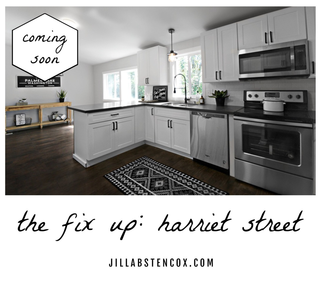 The Fix Up: Harriet Street