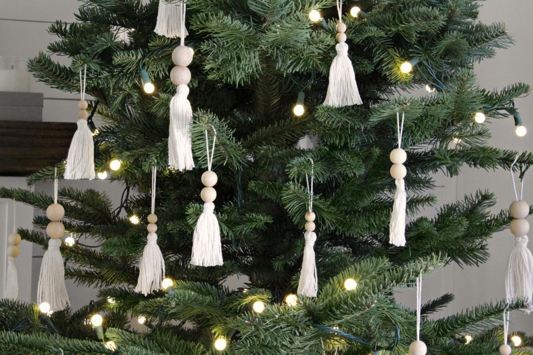 Boho Tree Tassels