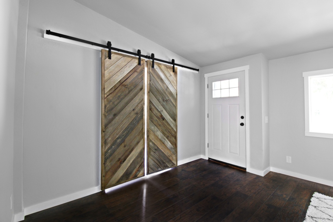 Handcrafted Barn Doors
